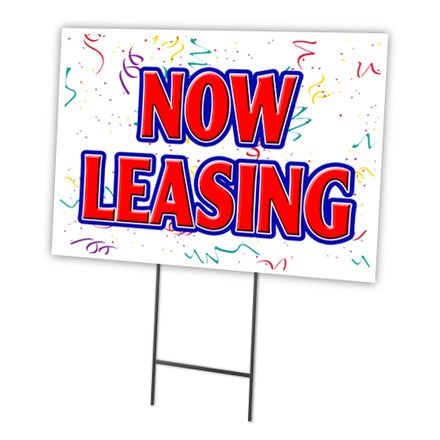 NOW LEASING