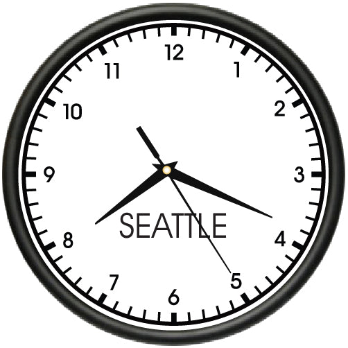 Seattle Time