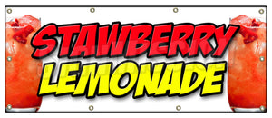 Strawberry Lemonade Banner