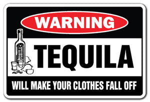 Tequila Will Make Your Clothes