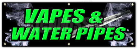 Vapes & Water Pipes Banner
