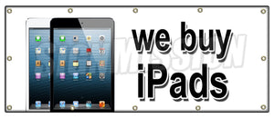 We Buy Ipads Banner