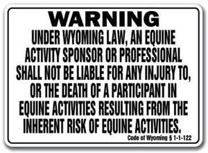 Wyoming Equine