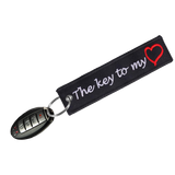 KEY TO MY <3 (SET OF 5)