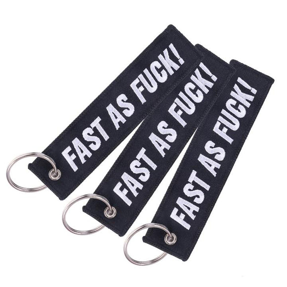 FAST AS F*CK (SET OF 3)