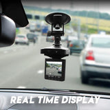 Dash Camera Driving Recorder (HD & Wide Angle)