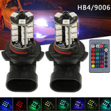 RGB Fog Light Bulbs™