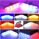 2x4 LED Strobe Lights