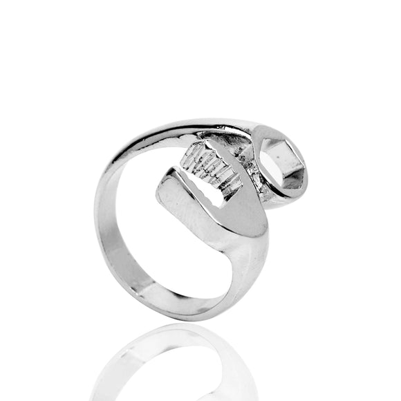 Monkey Wrench Ring