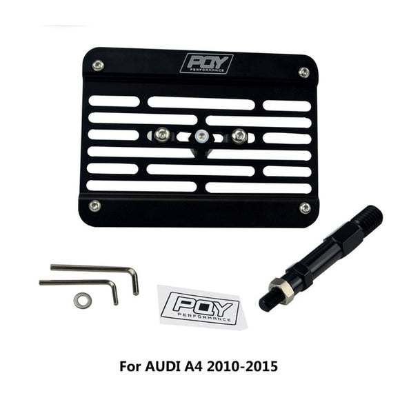 AUDI A4 2010-2015 TOW HOOK PLATE MOUNT™