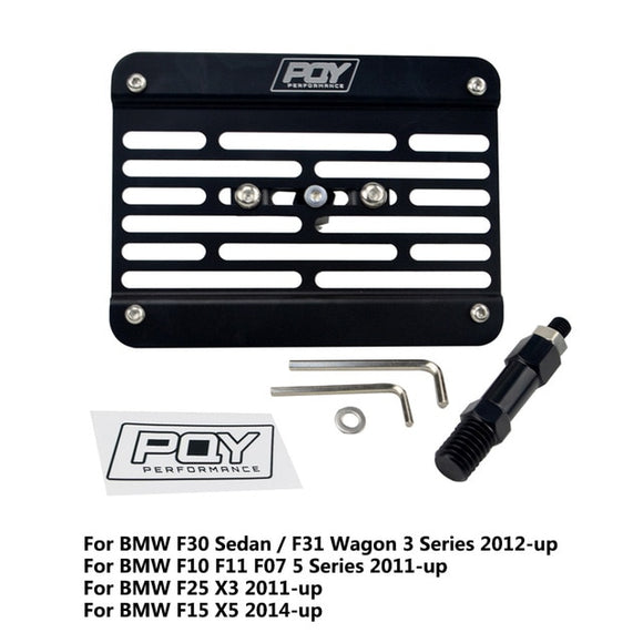 BMW TOW HOOK PLATE MOUNT™