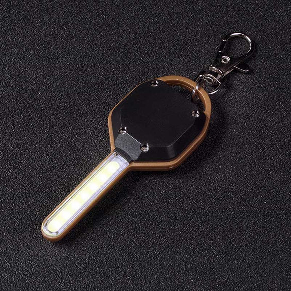 Mini LED Flashlight key