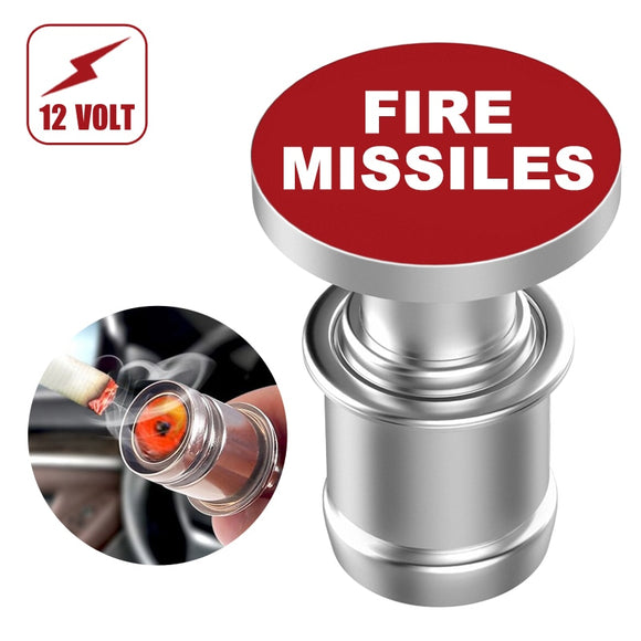 FIRE MISSILE Cigarette Lighter