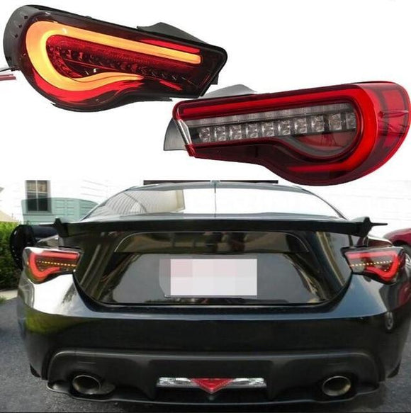 GT86/BRZ Tail Lights™ (RED)