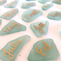 bulk sea glass, bulk beach glass, bulk seaglass, large sea glass, large beach glass, large seaglass, wedding place card, wedding table marker