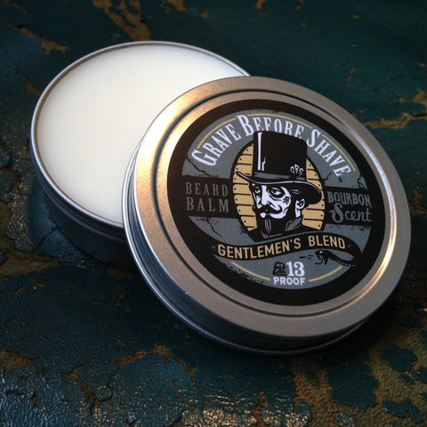 Baume à Barbe Gentlemen's Blend GRAVE BEFORE SHAVE