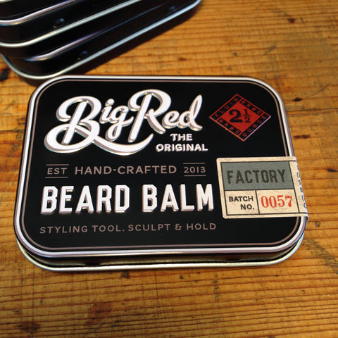 Baume à barbe Factory BIG RED 70 gr