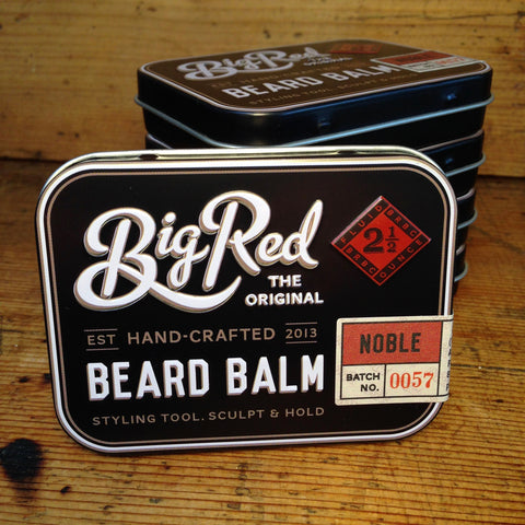Baume à barbe Noble BIG RED 70 gr
