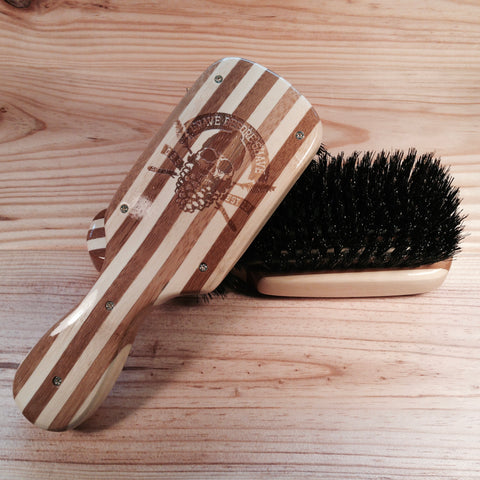 Brosse à Barbe GRAVE BEFORE SHAVE by Bass®