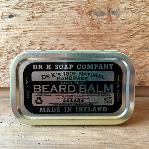 Baume à Barbe Cool Mint DR K SOAP