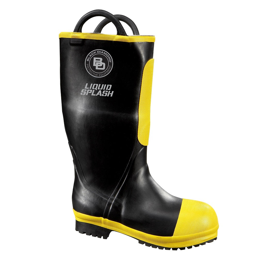 Rubber Firefighter Boot