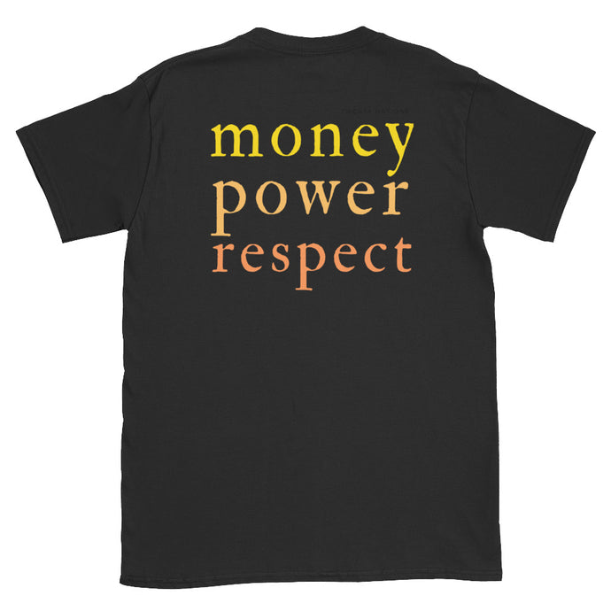 MONEY, POWER RESPECT Tee