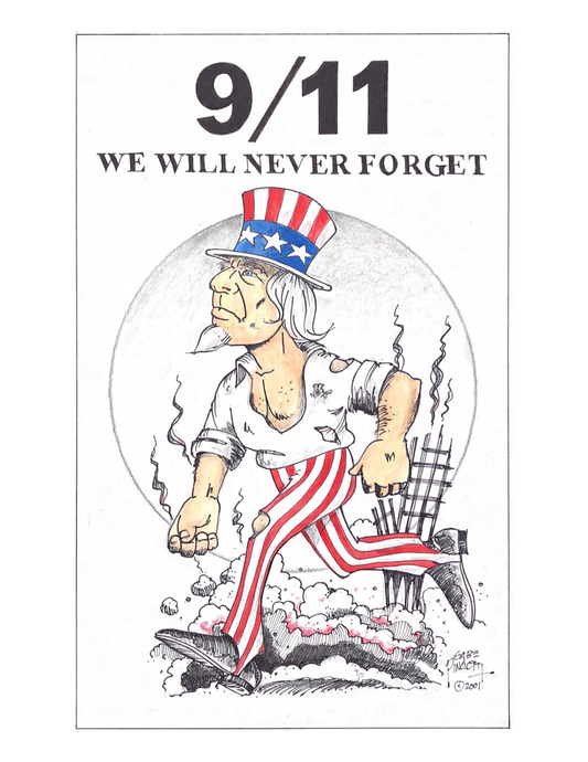 9/11 We Will Never Forget