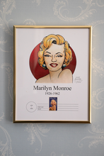 First Issue Celebrity Stamp Prints Collection