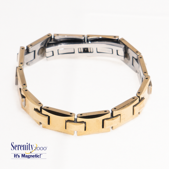 Tungsten Carbide Magnetic  Links-Bracelet - Collections