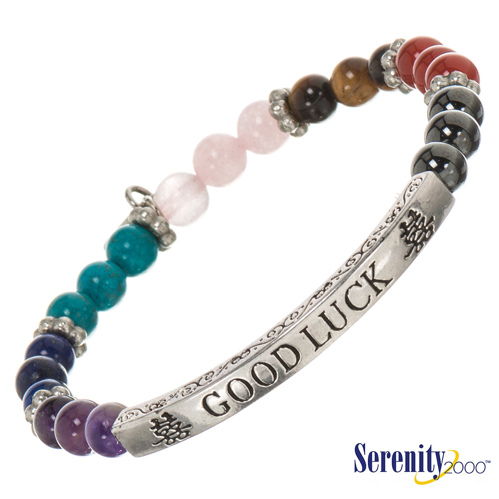 Chakras Health Bracelet - Good Luck