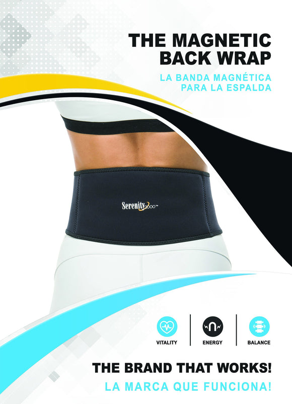 Magnetic Back Wrap