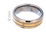 Helios - Tungsten Carbide Rings