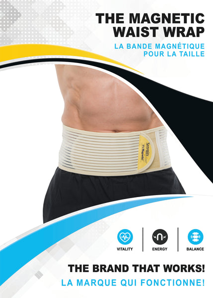 Magnetic Waist Wrap
