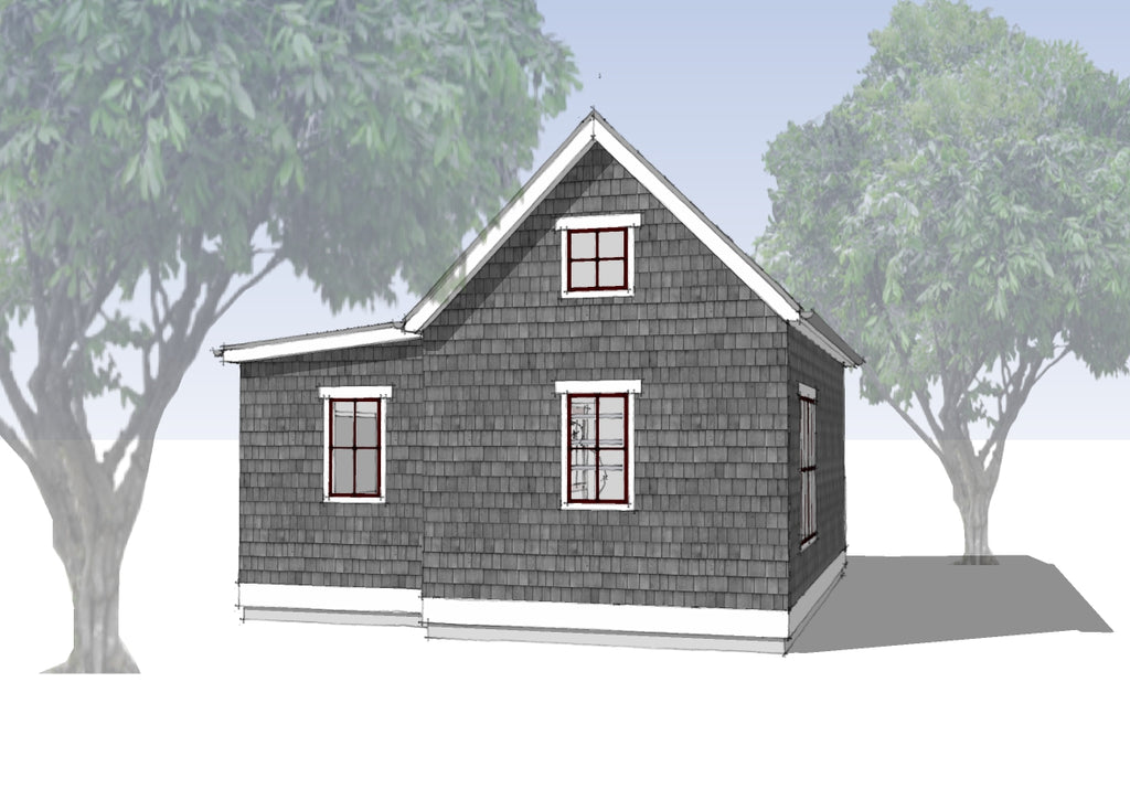 3.1a Cape Cod - Eco-Haus
