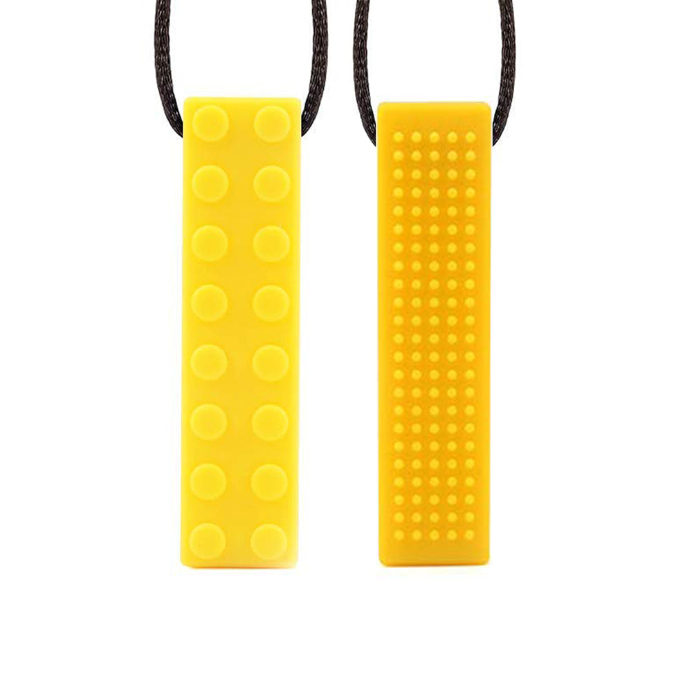 Sensory Brick necklace