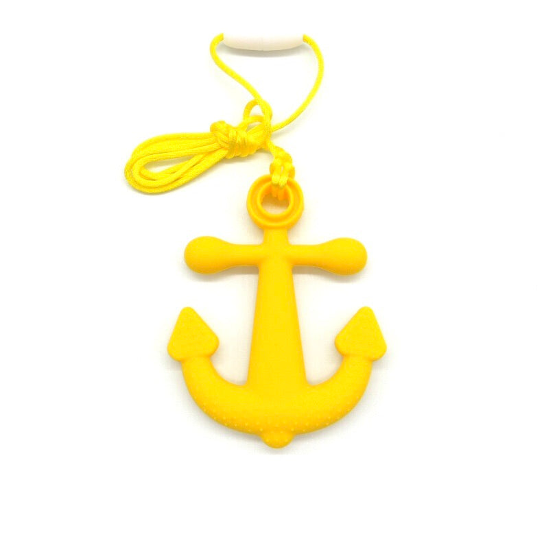 New - Sensory Anchor Necklace