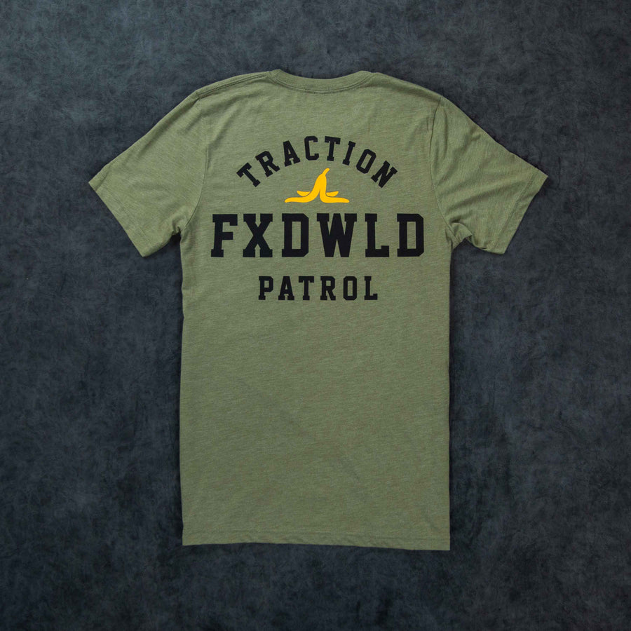 Traction Patrol Tee