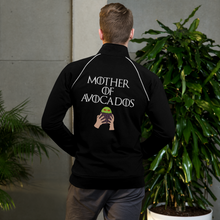 Mother of Avocados Piped Fleece Jacket