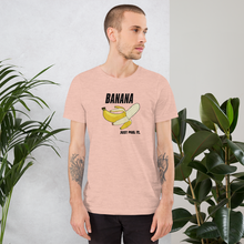 Just Peel It Short-Sleeve Unisex T-Shirt
