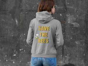 Save the Bees Hoodie sweater