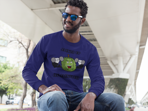 Jacked Up On Jackfruit Long sleeve t-shirt