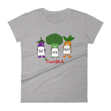 Eat Mor Fruit Women's short sleeve t-shirt