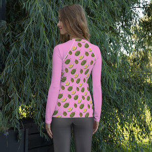 Durian Women's Rash Guard
