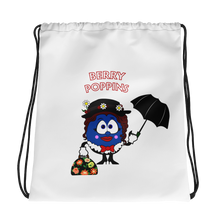 Berry Poppins Drawstring bag