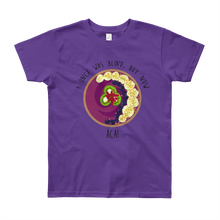 Acai Bowl Youth Short Sleeve T-Shirt