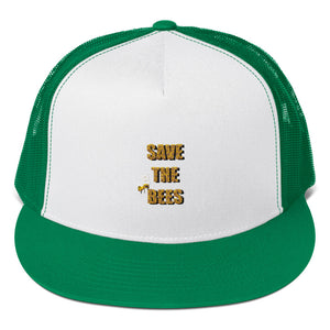 Save the Bees Trucker Cap