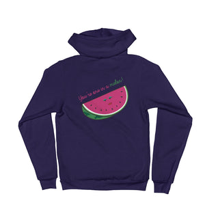 One in a Melon Hoodie sweater