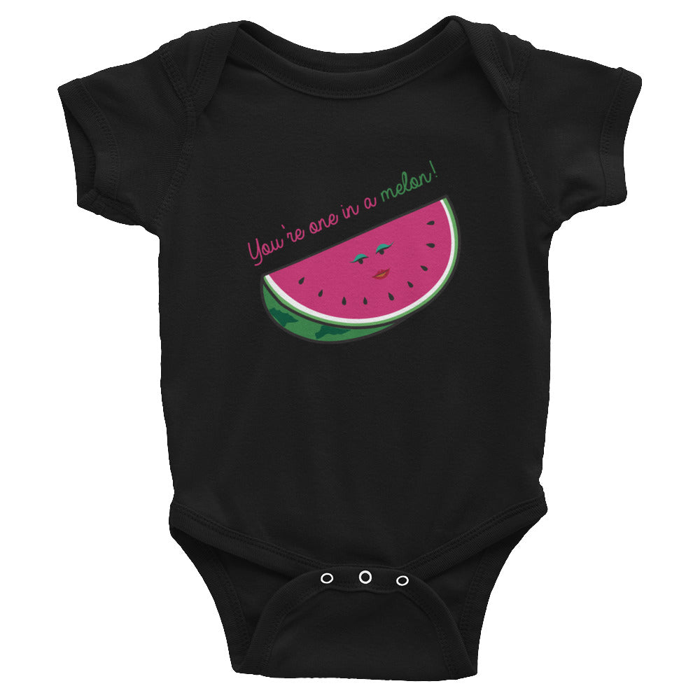 One in a Melon Infant Bodysuit