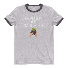 Mother of Avocados Ringer T-Shirt