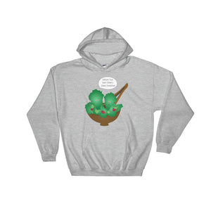 Toss Each Other's Salads Hooded Sweatshirt